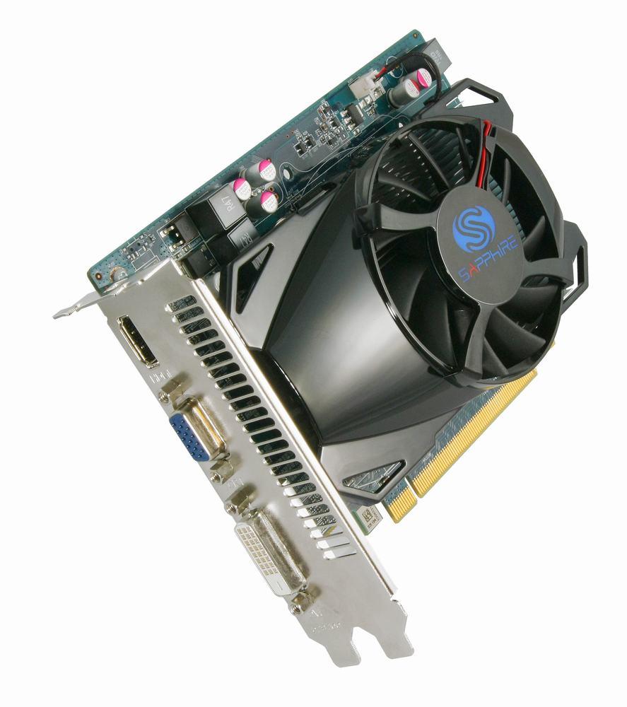 Драйвера для Radeon HD 6670