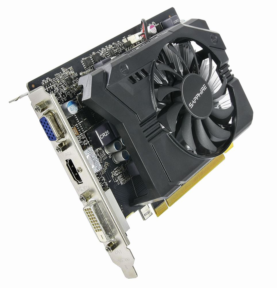 скачать драйвер Sapphire Radeon R7 250 - фото 5