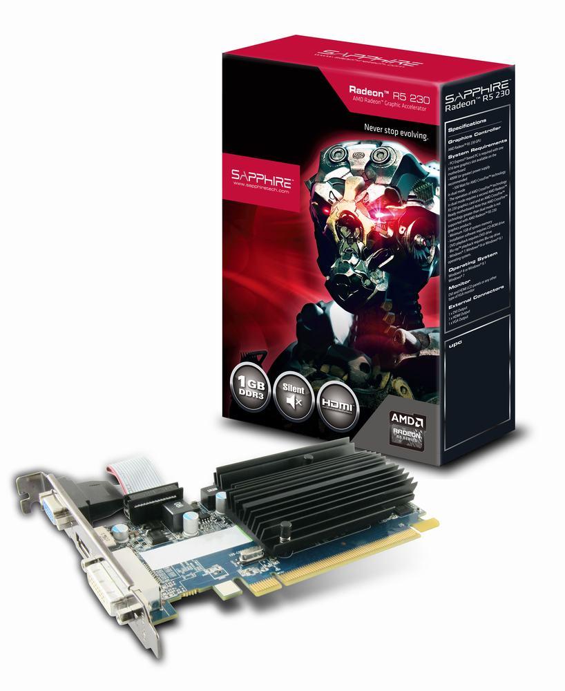 скачать драйвер для видеокарты Amd Radeon R5 230 - фото 5