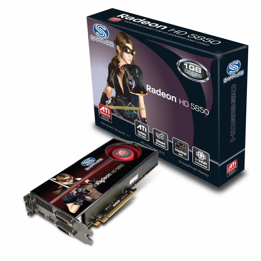 Amd Radeon HD 5800 Series скачать драйвер