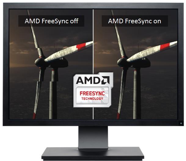 AMD FreeSync On